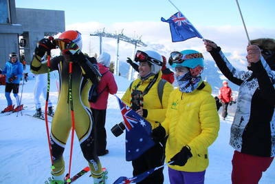 Alpine Skiing empowered athletes and supporters to win
