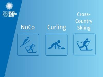 All about Nordic Combined, Curling and Cross-Country Skiing