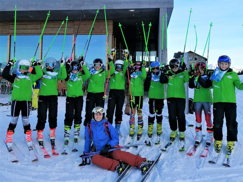 Tyrolean School Winter Games went into the second round