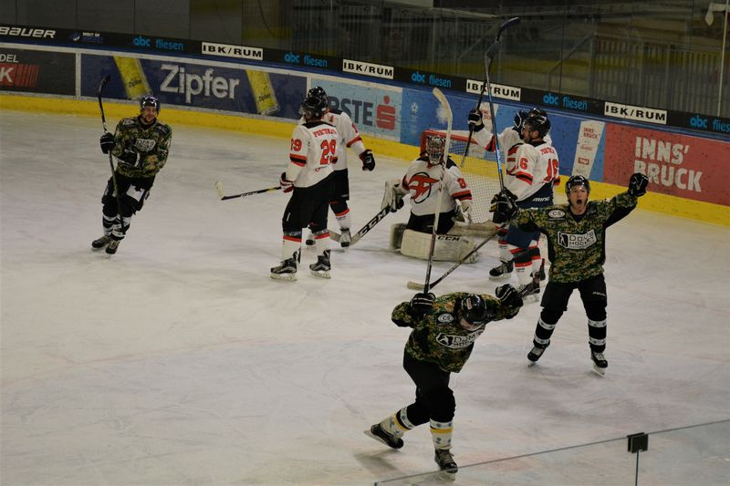 Dom's Hockey grabs the Gold in Innsbruck