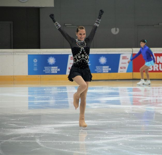 Figure Skating: amazing facilities and great support from relatives. What makes athletes special?