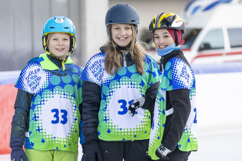 Tyrolean School Winter Games on 14/15 January, alongside the Masters Games