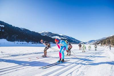 Worldloppet: motivating athletes to Ski around the World!