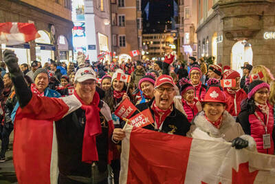 Winter World Masters Games in Tyrol provide €6.8 million boost to local economy