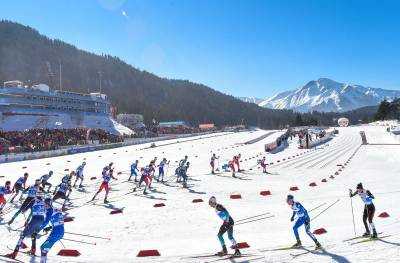 Sustainable future for World Championships venues