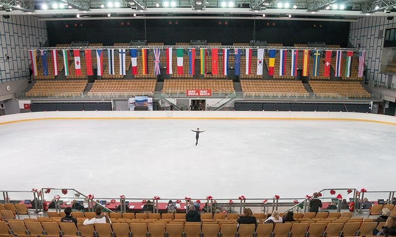 Figure Skating At The 2020 Olympic Winter Games.Figure Skating Winter World Masters Games Innsbruck 2020